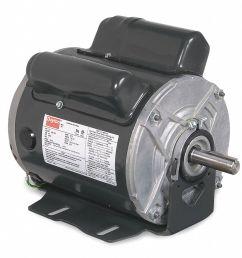 dayton 1 hp agricultural fan motor capacitor start run 1725 nameplate rpm 115 208 230 voltage frame 56 4nxg3 4nxg3 grainger [ 1057 x 1025 Pixel ]