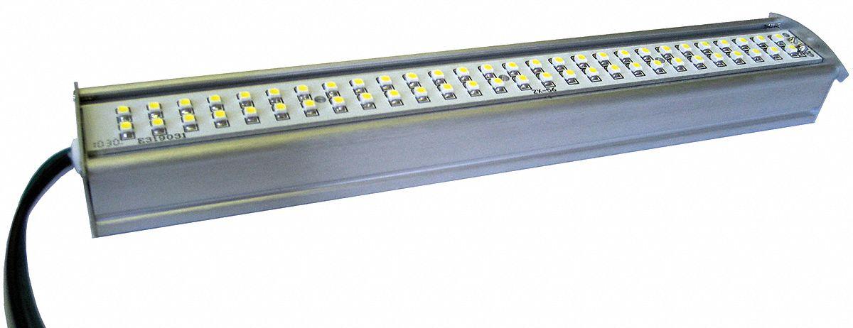 direct wire led strip exit sign led retrofit kit 120 277v white 1 ea
