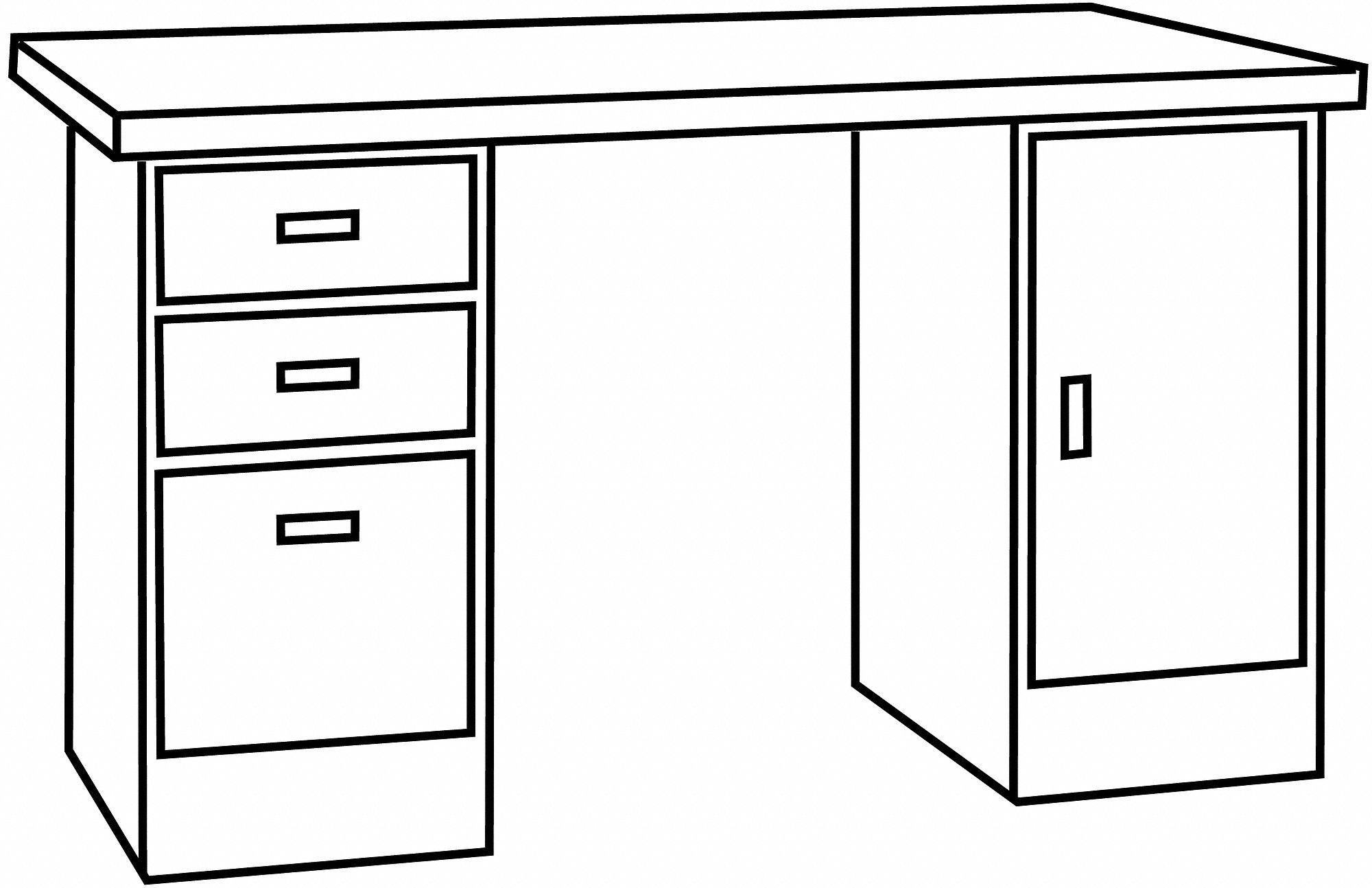 EDSAL Workbench, Shop Top, 30