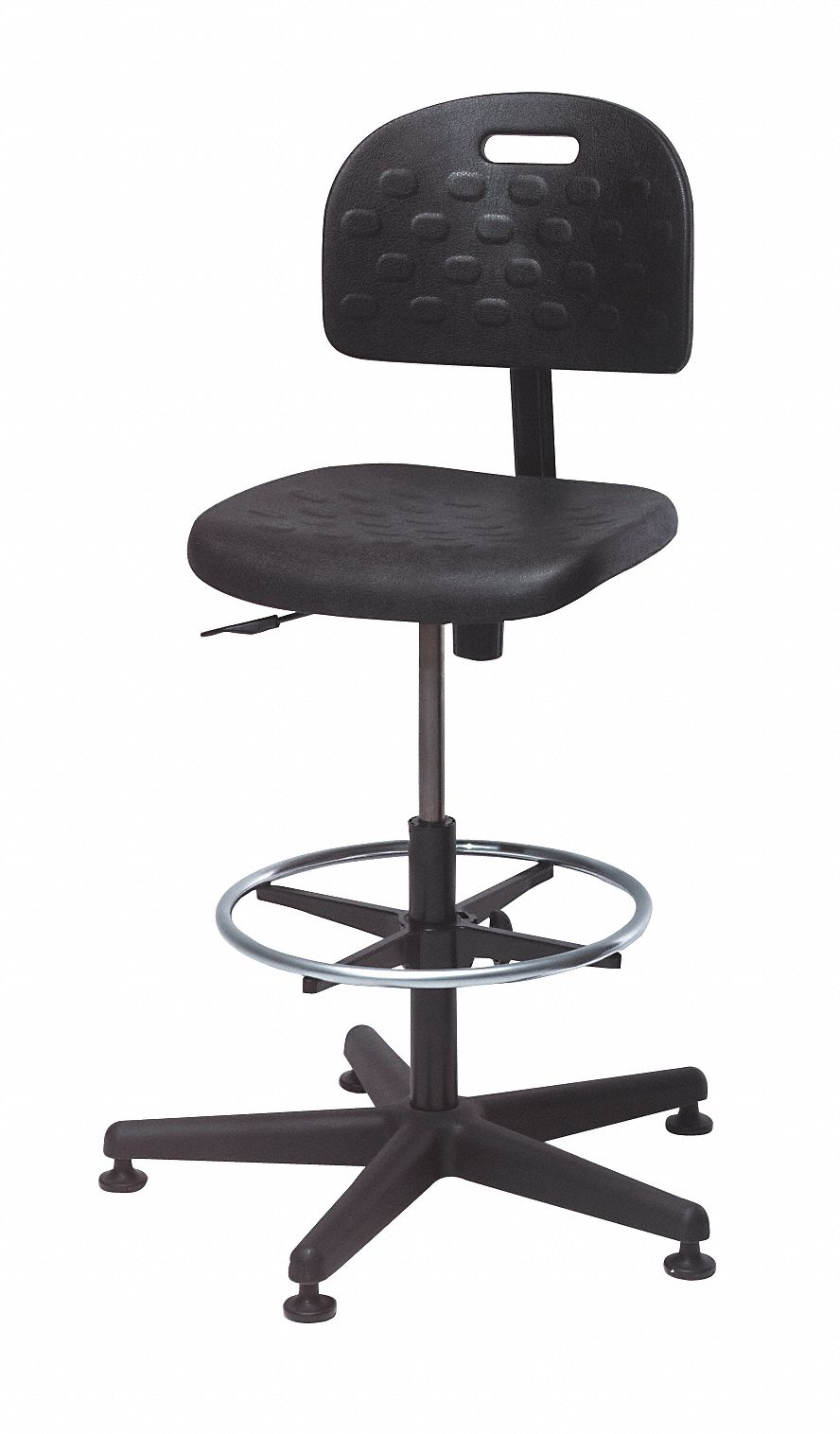 BEVCO Task Stool with 22 to 32 Seat Height Range and 300