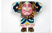 Poster Print Wall Art entitled Japanese Kite | eBay