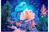 Poster Print Wall Art entitled Pearl Princess I