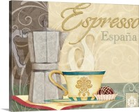 Coffee - Espresso Wall Art, Canvas Prints, Framed Prints ...