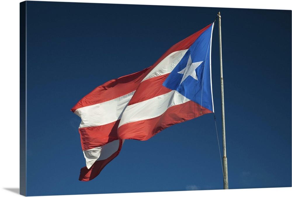 puerto rican flag isabela