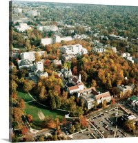 Indiana University Pictures Aerial View of Campus Indiana ...