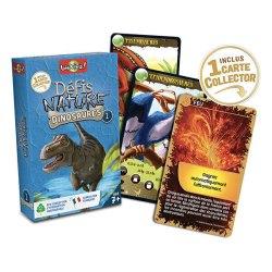 Jouer avec les dinosaures
