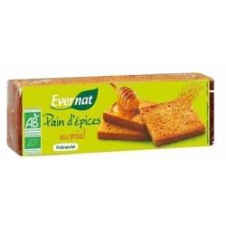 pain d'épices au miel
