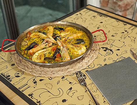 Ristorante spagnolo a Milano isola menu scontato da Pica