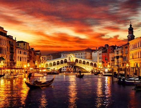 Offerta viaggio Venezia centro x2 fino a Marzo  Groupalia
