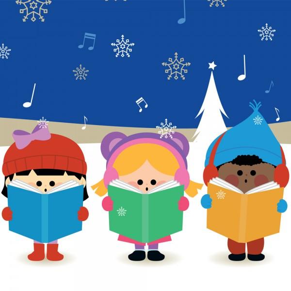 Mix de villancicos con letra para cantar con niños. Karaoke de Navidad