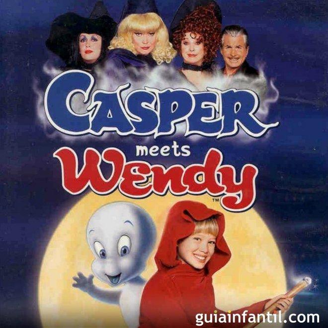 Casper y la mgica Wendy Pelcula para nios