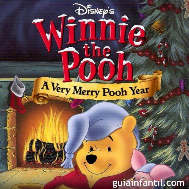Un muy feliz ao Pooh Pelcula para nios