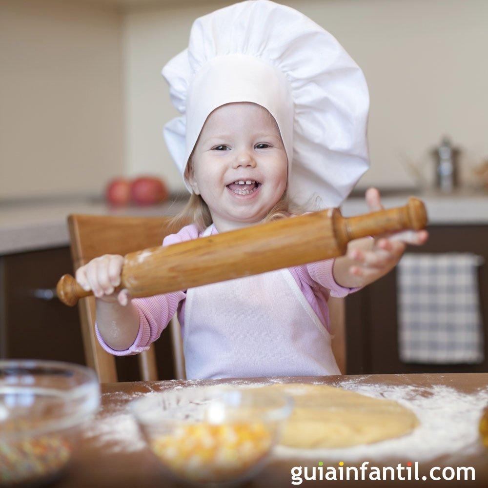 Cocinando con nios