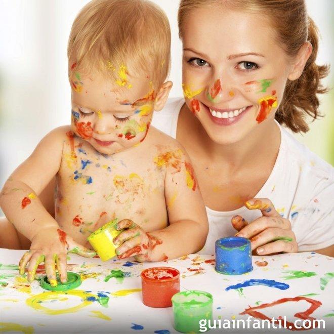 Cmo hacer pintura casera para los nios