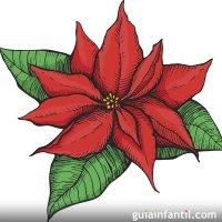 La flor de Nochebuena. Leyenda navidea de Mxico
