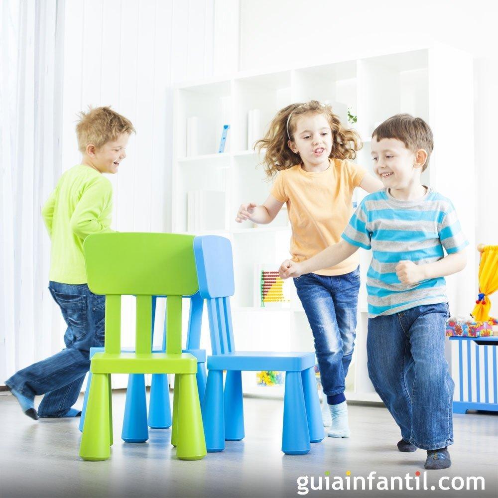 El juego de las sillas para nios