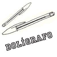 BOLIGRAFO COLOREAR - Imagui