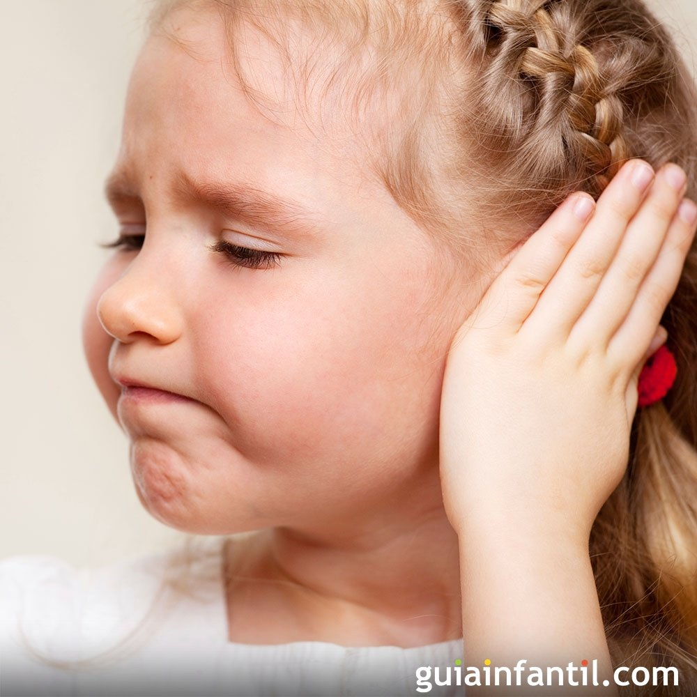 Consecuencias de la otitis en nios