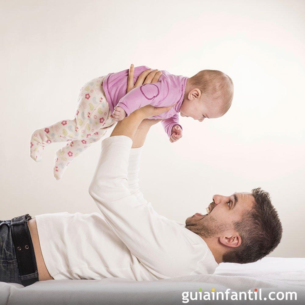 Cuando el beb dice pap por primera vez