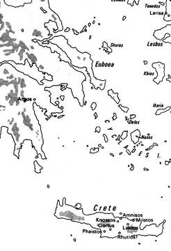 Anche l'antica Grecia ha avuto il suo secolo buio: il Dark Age