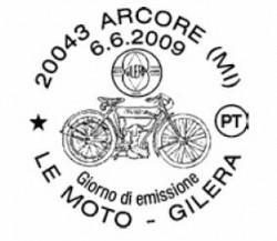 Auguri alla moto Gilera ad Arcore