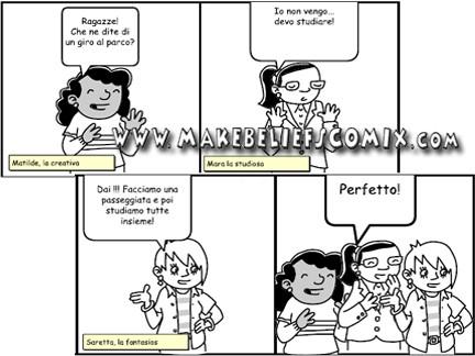 Fumetti facili