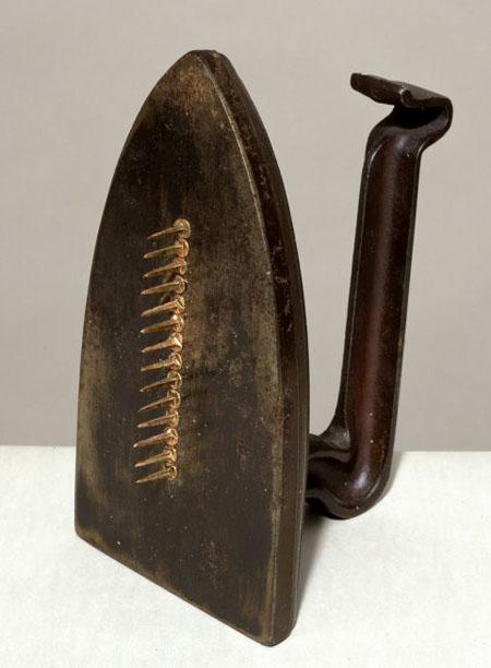 Cadeau, 1921 by Man Ray