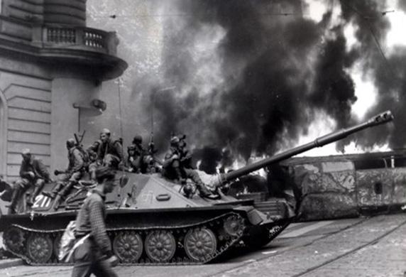 Czechoslovakia Invasion 1968