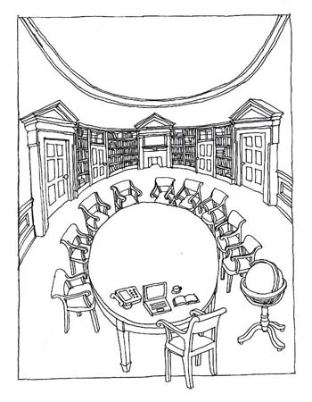 Barack Obama's new Oval Office, as imagined by top