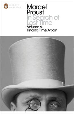 Finding Time Again by Marcel Proust