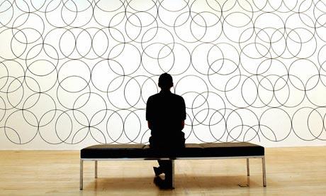 Bridget Riley exhibition at Tate Modern