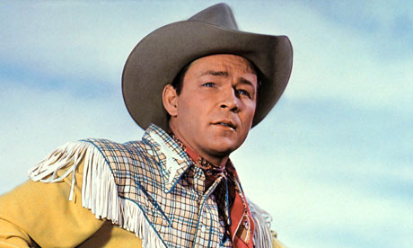 Roy Rogers rides again