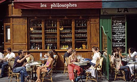 Why cant London do pavement cafes  Life and style  The