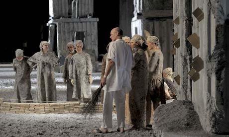 Anselm Kiefer, In the Beginning, Bastille Opera