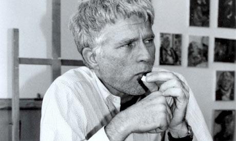 RB Kitaj, artist