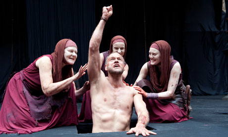 Macbeth  Theatre review  Stage  The Guardian
