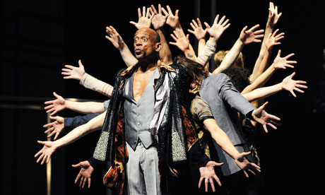 Babel at Sadler's Wells