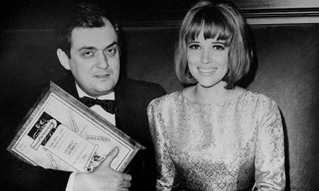 Stanley and Christiane Kubrick