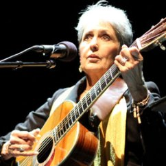 Pink Sofa Browse Uk Bed With Pull Out Mattress Joan Baez – Review | Music The Guardian