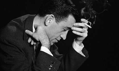 J.D. Salinger, author The Catcher in the Rye - peoplewhowrite