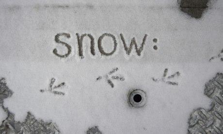 Shelly Jackson snow story