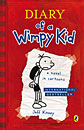 Diary of a Wimpy Kid: Book 1 by Jeff Kinney