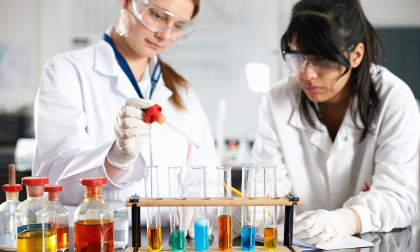 Female Students Start Show Interest In Science And