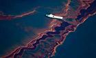 oil spill from the Deepwater Horizon wellhead