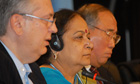 COP 17 in Durban : BASIC countries : Jayanthi Natarajan