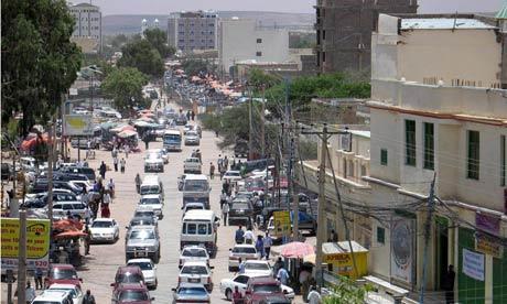 MDG : Somaliland capital Hargeisa