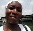 MDG: Nigeria, Victoria Adekoya