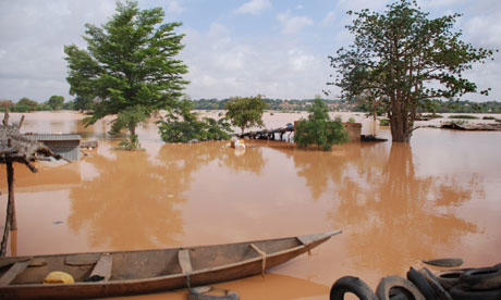 MDG : NIGER :  Flooding in Niamey