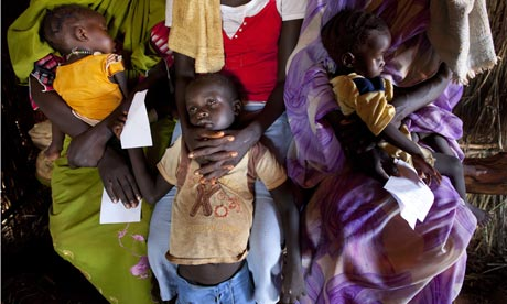 MDG : Kordofan : Yida Refugee Camp Struggles To Cope With Population Swelling, Sudan
