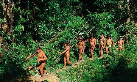 Yasuni - Indígenas Amazónicos en aislamiento voluntario. Cuánto tiempo les queda para continuar viviendo?